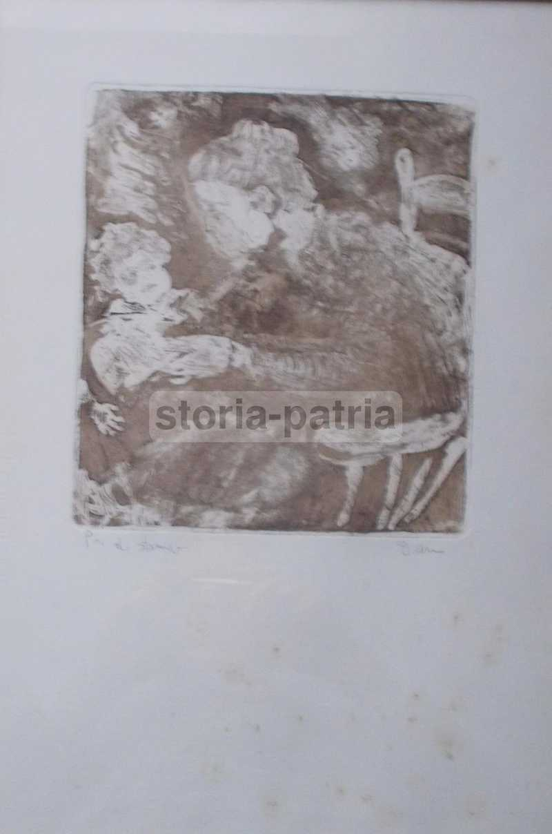 Arte Contemporanea, Incisione Artistica, Puglia, Salento, Urso, Decorativa Grafica thumb